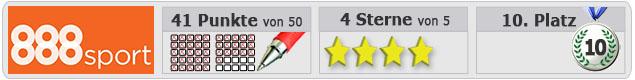888 Test Gesamtwertung