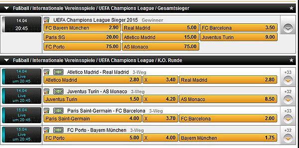 Bet3000_Champions_League_Wettprogramm_Viertelfinale