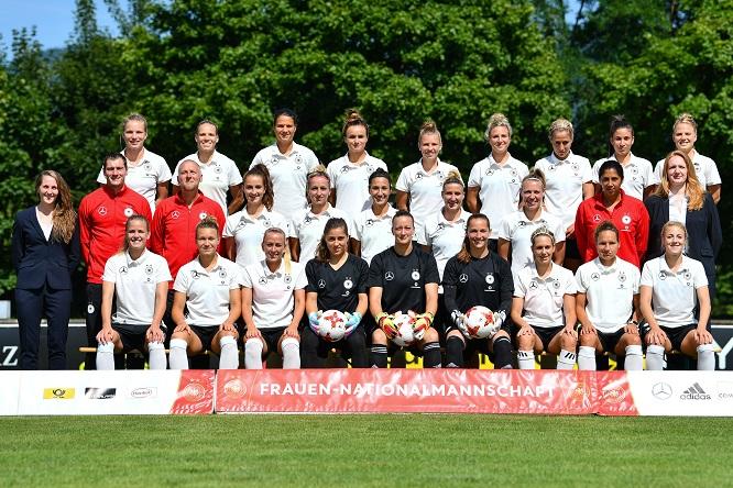 DFB-Frauen EM 2017