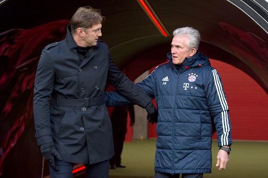 Wird Hasenhüttl neuer Bayern-Trainer?