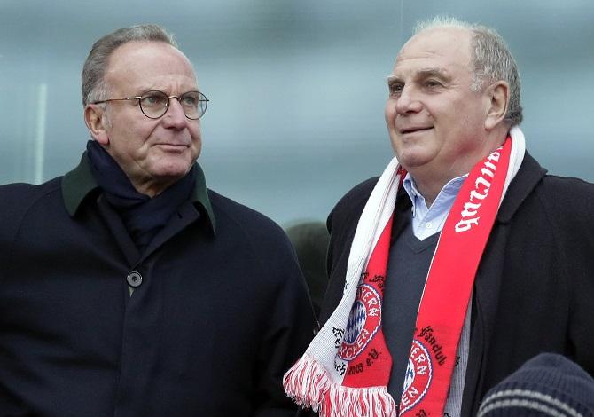 Wird Bayern noch Meister?-AP Photo/Michael Sohn