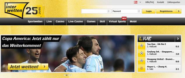 Homepage-Interwetten-Registrieren