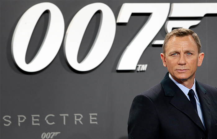 Wetten auf James Bond