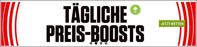 Ladbrokes-Preis-Boost