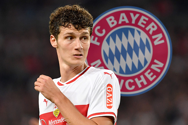 Benjamin Pavard, VfB Stuttgart © Frank Hoermann / dpa Picture Alliance / picturedesk.com
