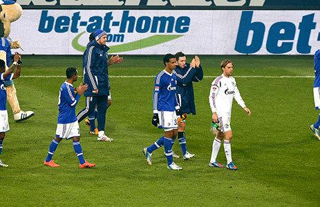 Bet-at-home Fußball Partner von Schalke 04