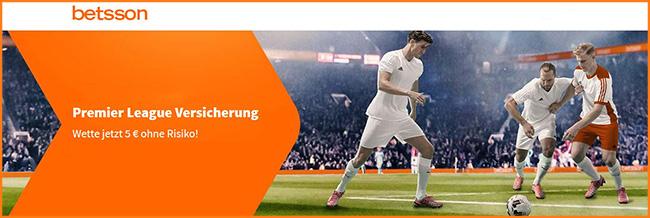 5 Euro risikofreie Wetten Premier League
