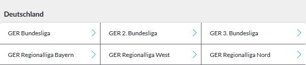 BDeutscher Fußball im Wettangebot von Betvictor