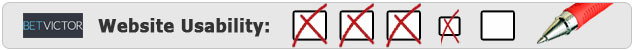 Betvictor Benutzerfreundlichkeit Testbericht
