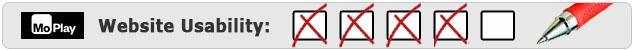 MoPlay Benutzerfreundlichkeit Testbericht