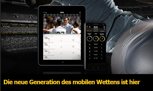 Bwin mobiles Angebot