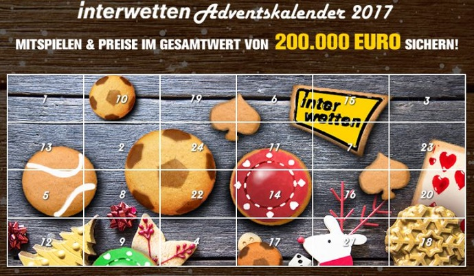 Interwetten Adventskalender