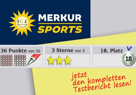 Wettanbieter Merkursports Startseite