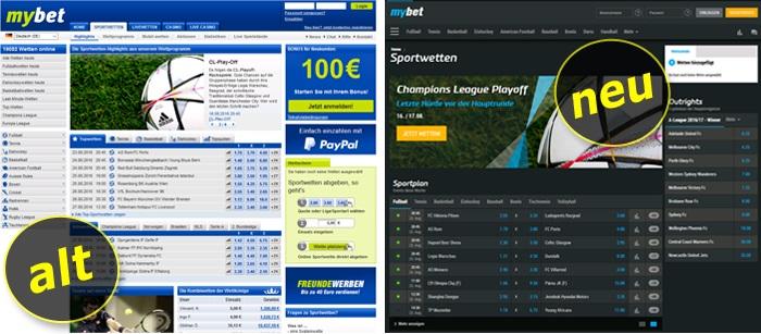 Mybet Website