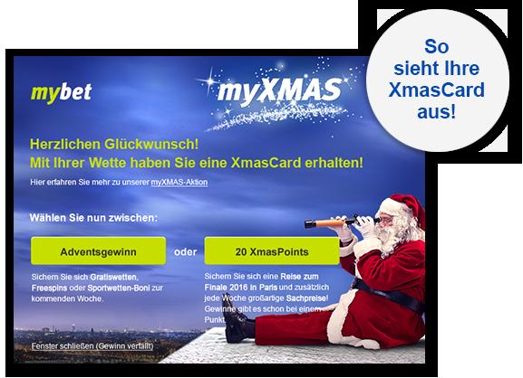 mybet-xmascard