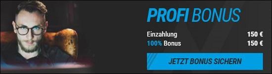 Neo.bet Profi Bonus