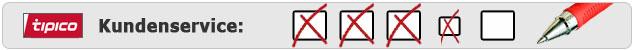 Testergebnis Kundenservice von Tipico auf Wettanbieter.de