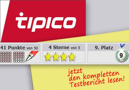 Wettanbieter Tipico Startseite