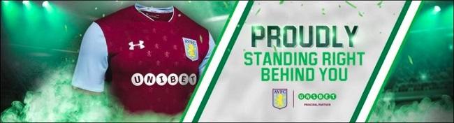 Unibet Aston Villa