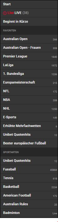 Unibet Sports
