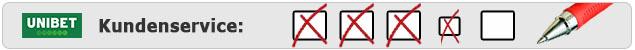 Unibet Kundenservice Bewertung