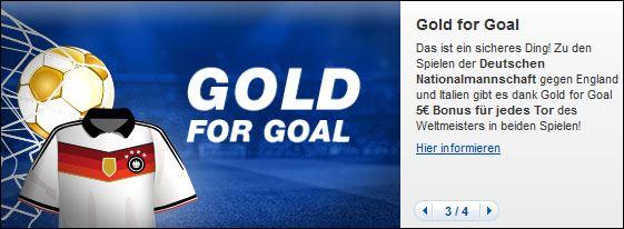Mybet Gold for Goal