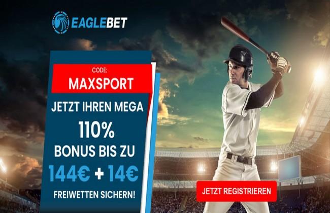 EagleBet Bonus