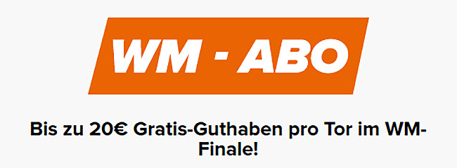 WM Finale Wetten.com Aktion