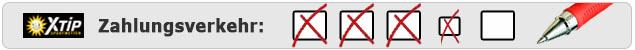 XTip Zahlungsverkehr Bewertung