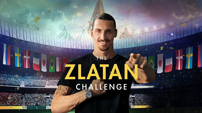Zlatan Challenge Bethard